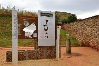 Cradle of Humankind, Maropeng, Johannesburg, Gauteng